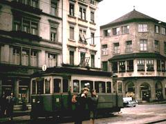 Schaffhausen tram