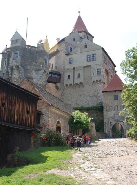 Czech Republic - Pernstejn Castle