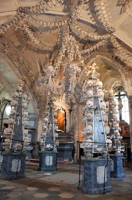 Czech Republic - Sedlec Ossuary