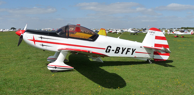 CAP 10B G-BYFY