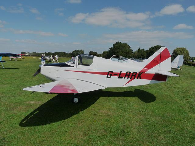 Helton Lark 96 G-LARK