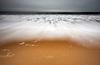 Incoming Tide, Brora Beach, Sutherland, Scottish Highlands