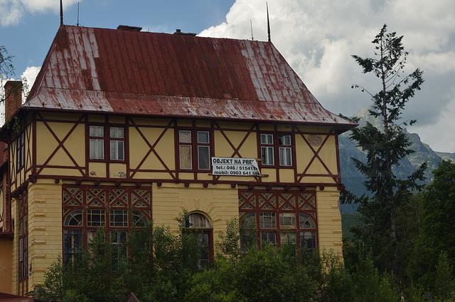 Hotel Lomnicá