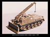 JGSDF armoured tracked engineers vehicle 1/76th diecast