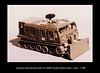 JGSDF tracked artillery tractor 1/76th diecast