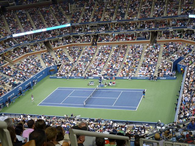 Federer vs. Mannarino