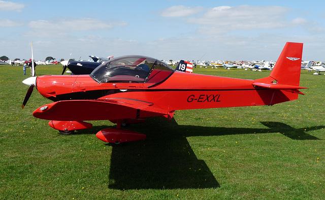 Zenair CH601XL Zodiac G-EXXL