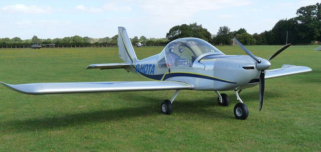 Cosmick EV-97 Teameurostar UK G-HOTA