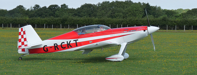 Harman Rocket II G-RCKT