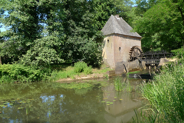 Nederland - Vorden, Watermill Hackfort