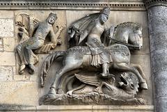 St-Georges - Façade de la Cathédrale d'Angoulême