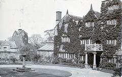 Marple Hall, Cheshire (Demolished)