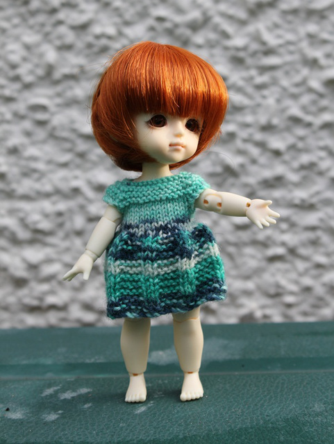 A dress for Xanthe