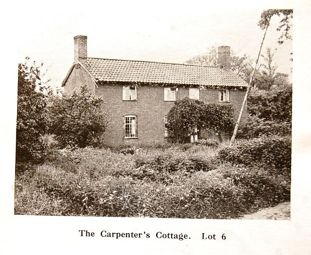 Carpenters Cottage, Thorington, Suffolk (104)