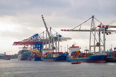 Hamburg Containerhafen DSC03532