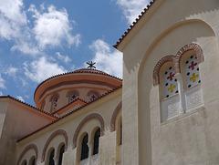 St. Gerasimos (detail)
