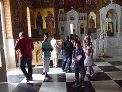 St. Gerasimos christening