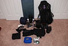 Daypack Layout
