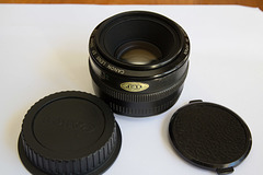 Canon 50mm 1.8 Version I