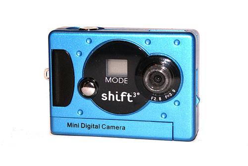 Shift 3 Mini Digital Camera