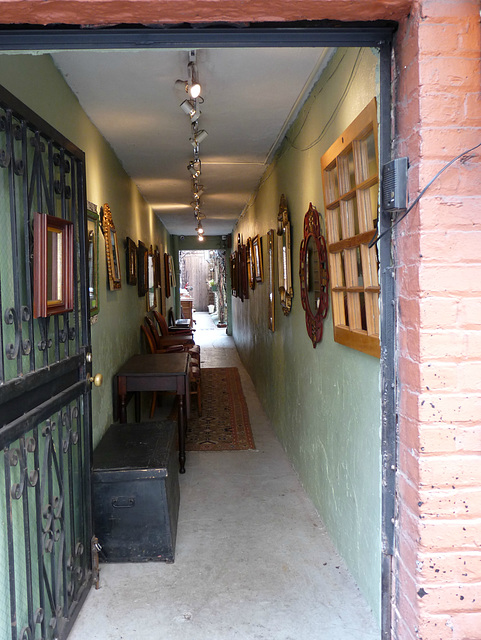 antique shop alley