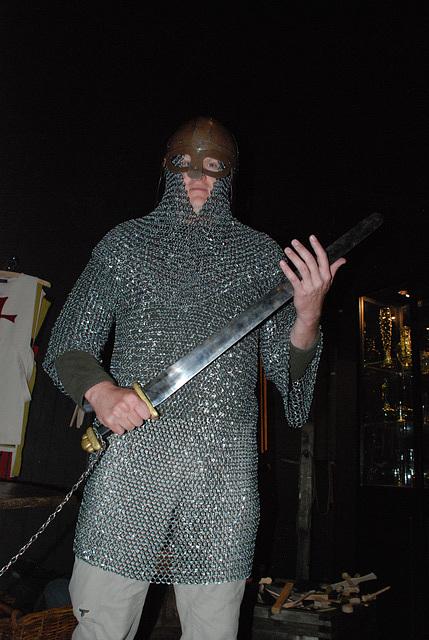 Kurt Johnsson, Viking Warrior