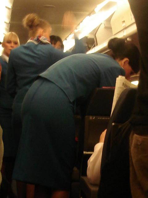 KLM Goddesses / Déesses de KLM.