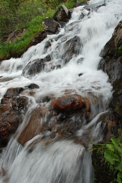 Slow Waterfall