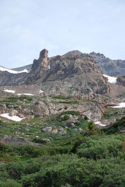 Meadow, Prow, and Ridge