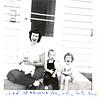 Lisa, Betty, John and Mary Tarpley, Grand Rapids, 1950