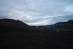 Laugavegur Trek, Day 1