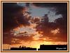 Coucher de soleil du 7 septembre 2013