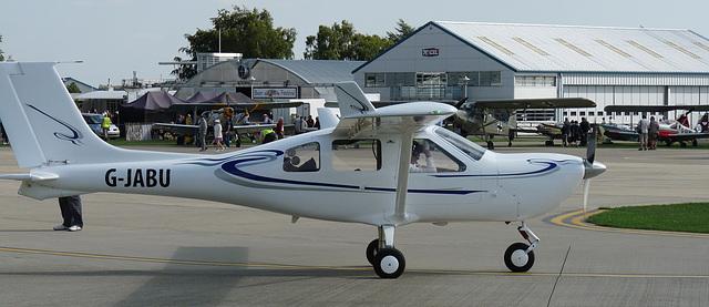 Jabiru J430 G-JABU
