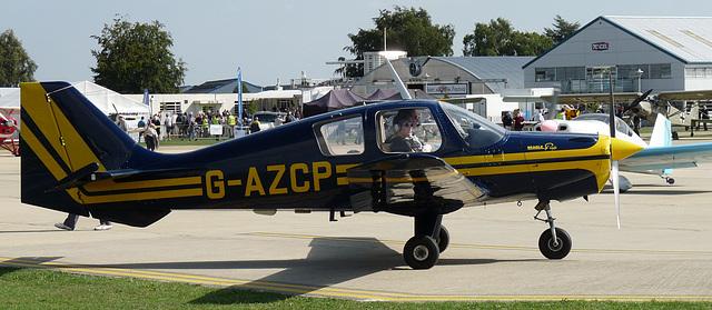 Beagle B121 Srs.1 Pup G-AZCP