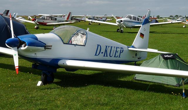 Fournier RF3 Avion Planeur D-KUEP