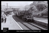 British Railways Crosti-boilered 2-10-0 92022 at Matlock - 3.8.1965