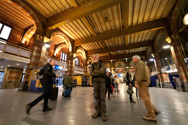 Central Station / Centraal Station Amsterdam