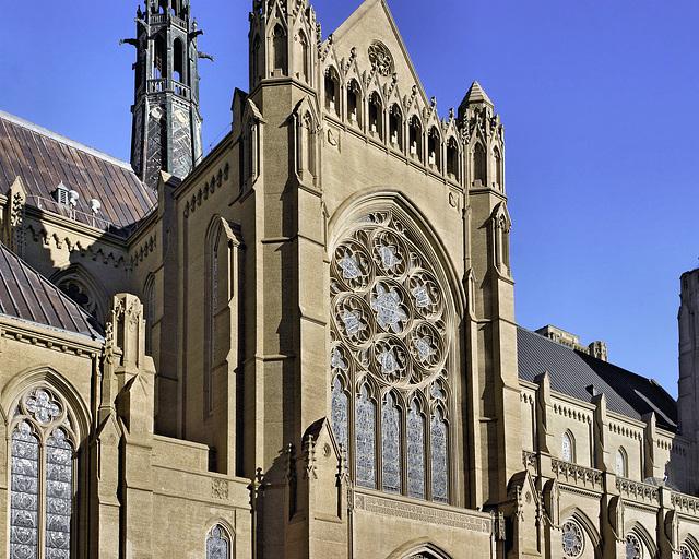 Grace Cathedral, #2 – California Street, San Francisco, California