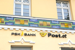 The Eisenstadt Post Office Building.