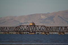 Dumbarton Rail Bridge SF Bay (0441)