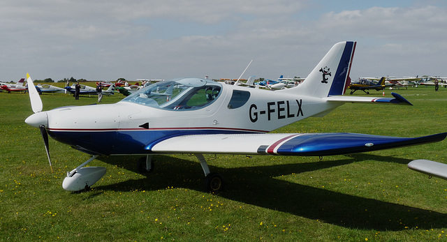 CZAW Sportcruiser G-FELX