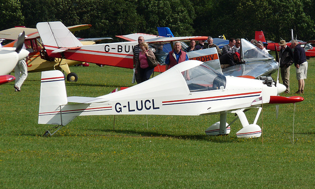 Colomban MC-30 Luciole G-LUCL