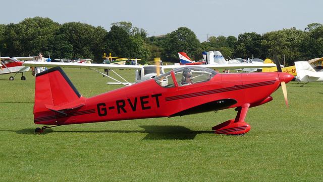 Vans RV-6 G-RVET