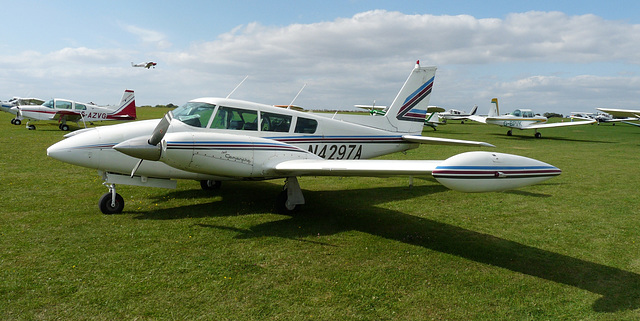 Piper PA-39 Twin Comanche N4297A