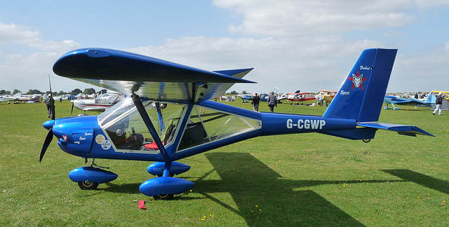 Aeroprakt A22-L Foxbat G-CGWP