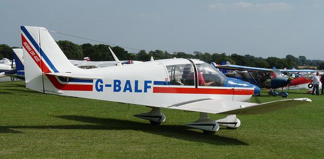Robin CEA DR400/140 Major G-BALF