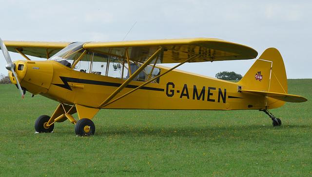 Piper L-18C Super Cub G-AMEN