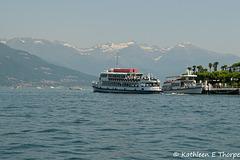 Lake Como - view of the alps - 060814-015