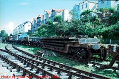 Bristol Docks Railway, Edited Version, Bristol, England (UK), 2012