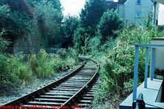 Bristol Docks Railway, Picture 2, Edited Version, Bristol, England (UK), 2012